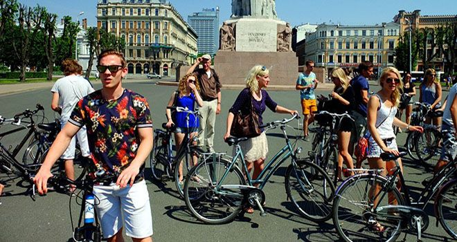 riga bicycle tour