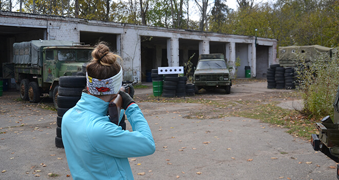 riga laser tag shooting game