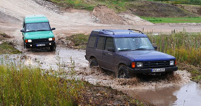 offroad driving tour in riga