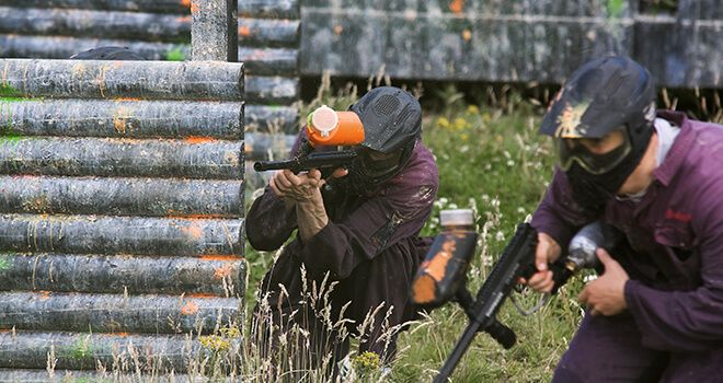 riga paintball