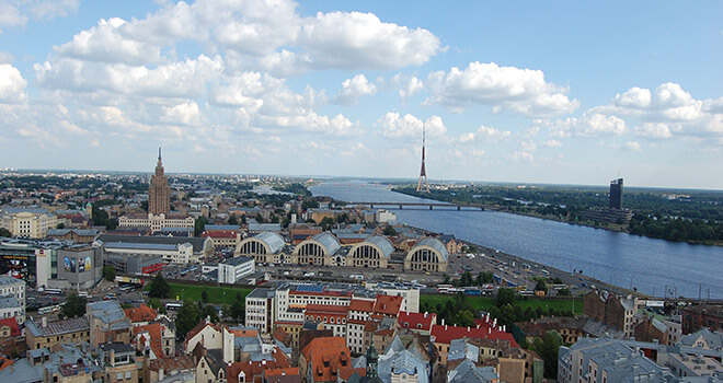riga grand guided tour