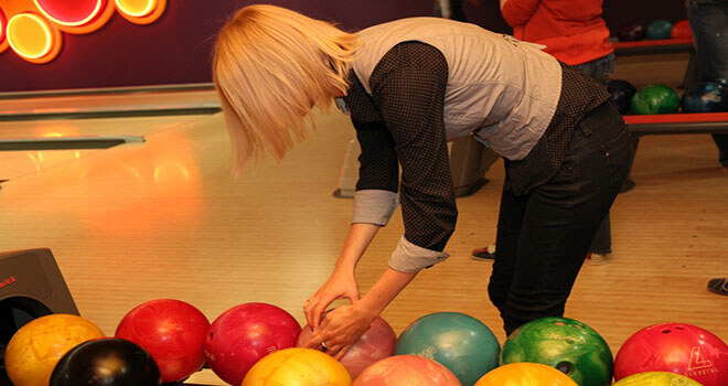 bowling center in riga