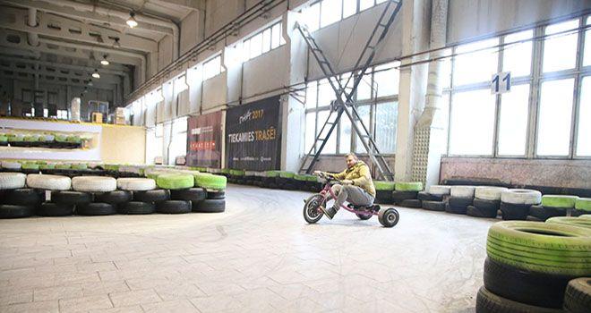 Drift Trikes in Riga | Red Fox Tours