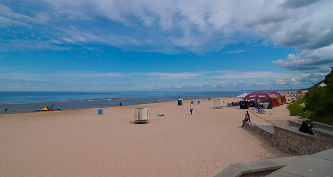 jurmala guided tour