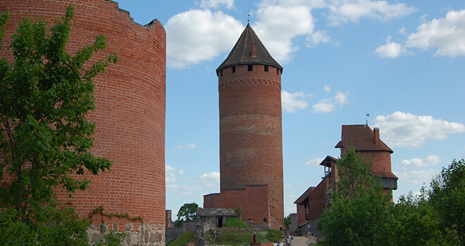 sigulda castle tour